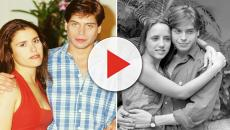 Rubens Caribé, galã dos anos 90 da Globo, compartilha foto ao lado do marido