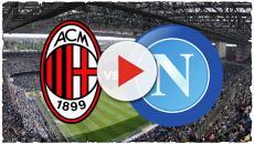 Coppa Italia, Milan-Napoli: martedì 29 gennaio alle 20:45