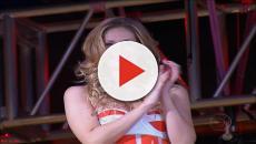 Demitida do Domingão do Faustão bailarina desiste de processo contra assédio