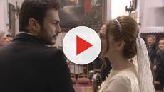 Il Segreto anticipazioni: Julieta e Saul si sposano, Fernando geloso di Maria
