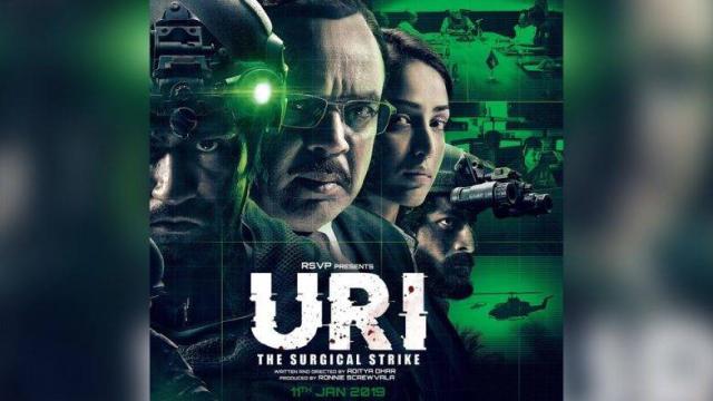 'Uri The Surgical Strike' Movie Review: Vicky Kaushal rocks