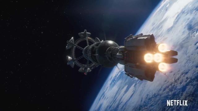 UK release date revealed for Netflix Original sci-fi Nightflyers