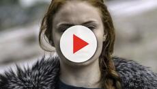 Sophie Turner durfte sich nicht die Haare waschen ab der fünften Staffel GoT