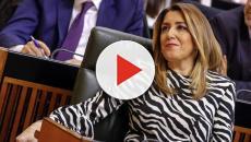 Susana Díaz unida a las protestas contra Moreno Bonilla