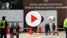 Colombia, Bogotà: attentato alla scuola di polizia: almeno 21 i morti