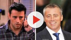 Antes e depois dos atores da série Friends