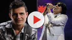 Filho do cantor Marciano é impedido de entrar no velório do pai