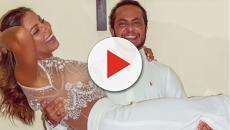 Thammy Miranda e Andressa Ferreira são oficialmente marido e mulher