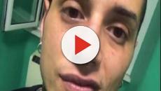 Francesco Chiofalo dopo l'operazione: 'Non riesco a muovere le gambe'