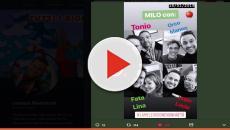 Ascolti tv 18 gennaio, la Melevisione stravince: primo nel mondo su Twitter