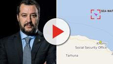 La Sea Watch salva 47 migranti, pronta la dura reazione del Ministro Salvini