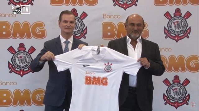 Corinthians frustra planos do Vasco em ter patrocinador máster ef4aa09eba4e6