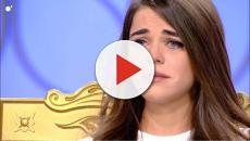 Violeta se graba llorando en Instagram hablando sobre Julen