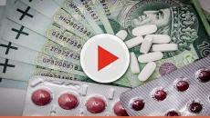 Sale il prezzo di 800 farmaci da banco: in media 5,7 per cento a confezione