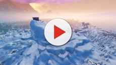 Fornite: L'isola si ricopre di neve con l'arrivo de
