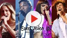 Las canciones de Eurovisión lograron ser trending topic en las redes sociales