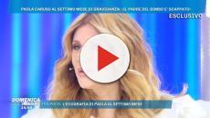 Barbara D'Urso censura la lettera di Paola Caruso alla sorella del suo ex