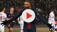 PSG: Kylian Mbappé sur le podium des buteurs européens