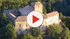 Parma: Il fantasma del Castello di Bianello immortalato in una foto