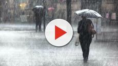Meteo, Campania: Allerta meteo per domani 22 Gennaio