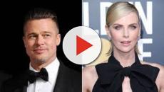 Brad Pitt serait en couple avec Charlize Theron