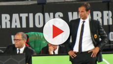Allegri dopo il 3-0 con il Chievo: 'È una vittoria in meno verso il campionato'