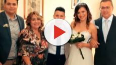C'è Posta per Te: genitori e fratello di Denise al matrimonio con Deborah