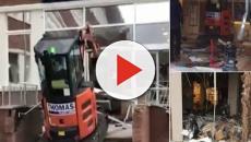 Liverpool, operaio distrugge hall dell'Hotel: non aveva ricevuto la paga