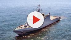 La Armada acoge el Furor, el último de sus patrulleros de clase BAM