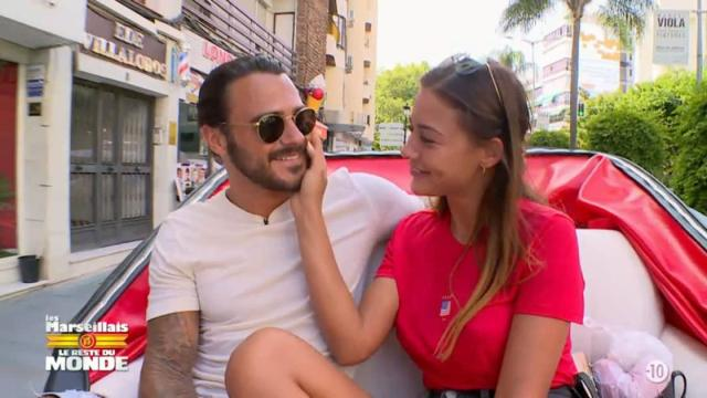 Benjamin Samat en couple avec Alix