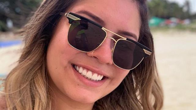 De biquíni, Marília Mendonça posta foto nas redes sociais após perder 20kg