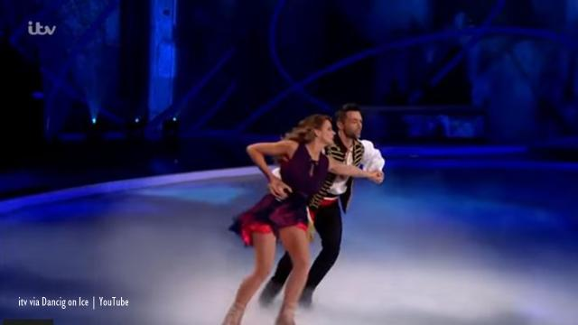 Dancing On Ice 2019: Celebrities spin a three-rotation in Judges' Challenge