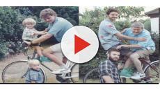 5 adultos que refizeram suas fotos da infância de maneira incrível