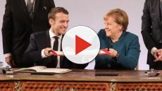 Aix-la-Chapelle : Macron et Merkel consolident la coopération franco-allemande