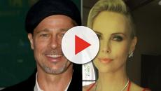 Brad Pitt y Charlize Theron en una posible relación amorosa