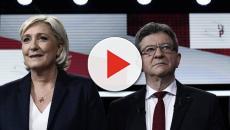 Européennes : Le Pen lance des appels du pied aux électeurs de Mélenchon