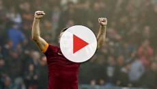 Francesco Totti incontra finalmente Michele Fiscaletti dopo il coma