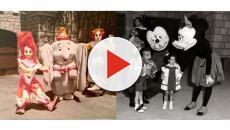 5 fotos assustadoras da Disney