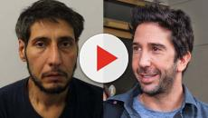 David Schwimmer criminal lookalike turns out not to look like him at all