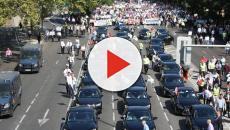 Las 6 diferencias entre licencias de conductores VTC y de taxistas