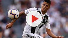 Juventus, verso la Lazio: affaticamento muscolare per Cancelo