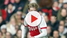 Mercato : Frenkie De Jong signe au FC Barcelone