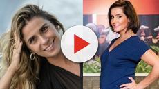 6 famosas que ficaram grávidas durante as gravações