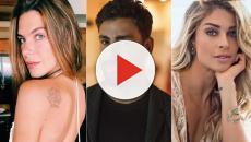 6 mulheres famosas que provaram não existir rivalidade entre ex e atual