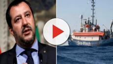 Salvini VS Sea Whatc: 'qui non sbarca nessuno'