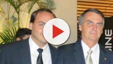 Filho de Bolsonaro se pronuncia após Jean Wyllys dizer que deixara o Brasil