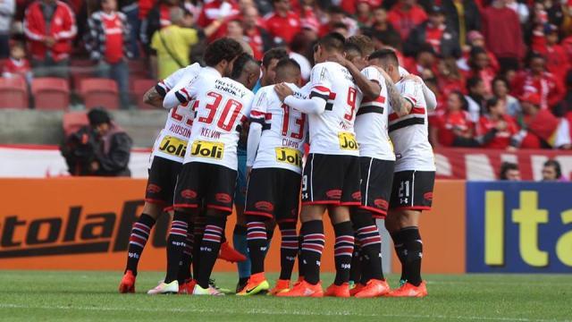 Como as coisas eram durante o último titulo do São Paulo