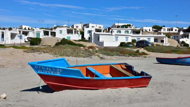 5 attractions in the quaint fishing village of Paternoster, South Africa