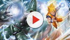 Dragon Ball Z: Cells Verwendung der Techniken von Yamchu und Krillin