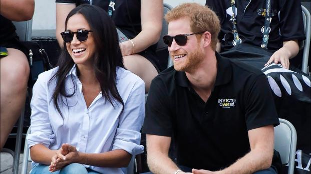 Meghan Markle and Prince Harry will spend Valentine's Day Apart this year